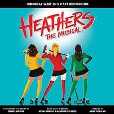 Kevin Murphy , Laurence O'Keefe <br>Heathers The Musical Original West End Cast Recording<br>CD